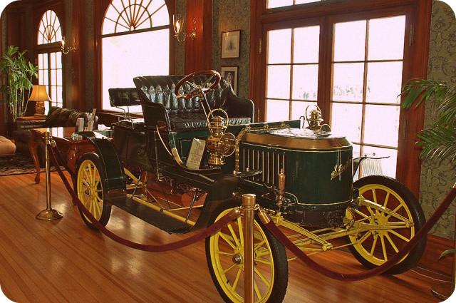 Stanley Steamer Car >> Stanley Steamcar Museum
