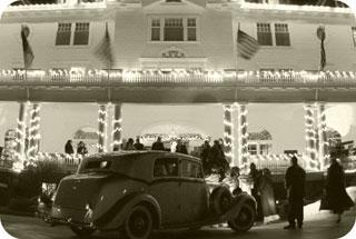 Historic Stanley exterior