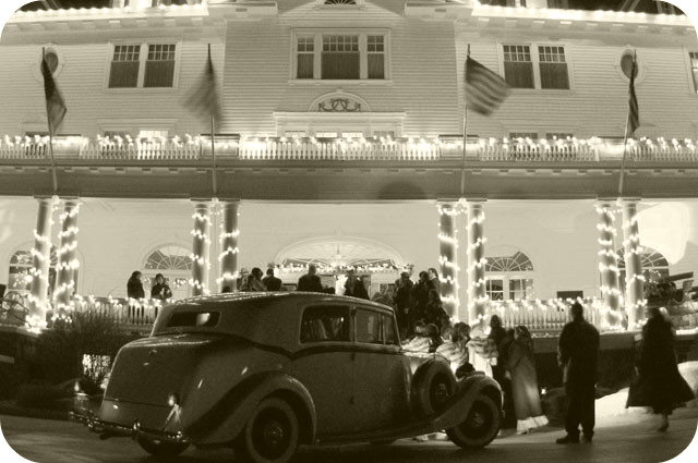 Classic Stanley Hotel