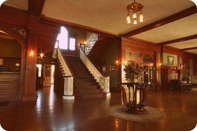 Stanley Hotel Lobby